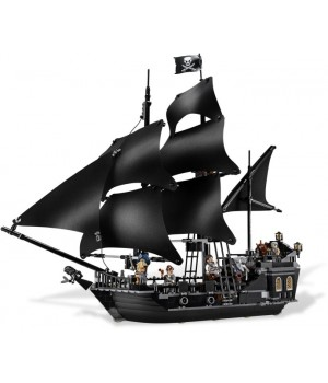 Lego The Black Pearl 4184