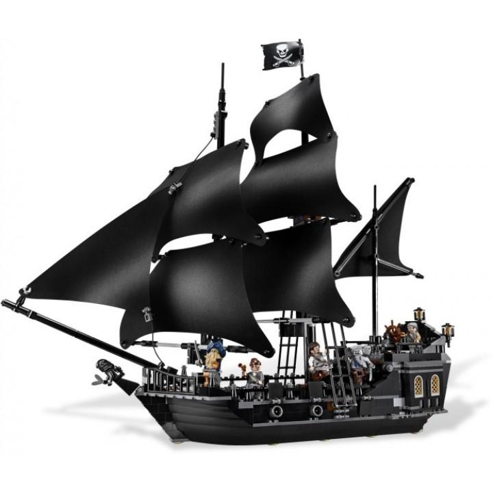 Lego The Black Pearl 4184