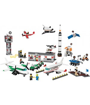 Lego Space and Airport Set 9335