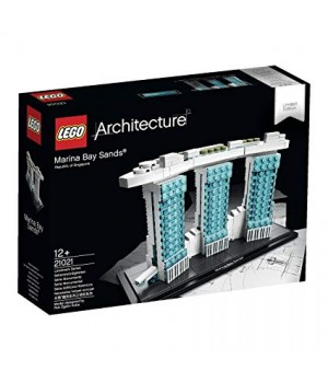 LEGO 21021 Architecture Marina Bay Sands Singapore Limited