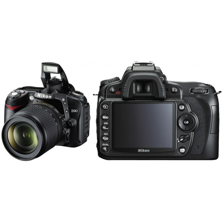Nikon D90 kit 18-55