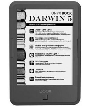 Электронная книга ONYX BOOX DARWIN 5 Graphite