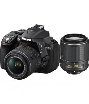 Nikon D5300 kit 18-200 Black