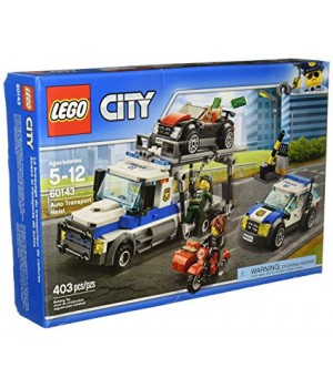 Lego Auto Transport Heist 60143