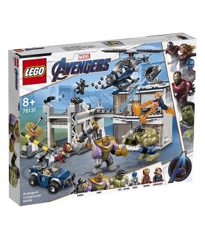 Lego Avengers Compound Battle 76131