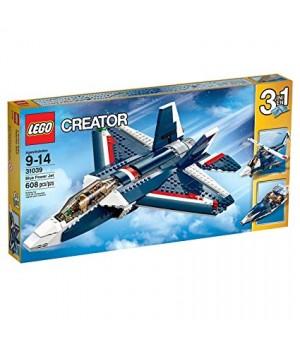 Lego Blue Power Jet 31039