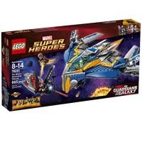 Lego The Milano Spaceship Rescue 76021