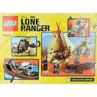 Lego Comanche Camp 79107
