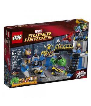 Lego Hulk Lab Smash 76018