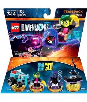 Lego Team Pack Teen Titans Go 71255