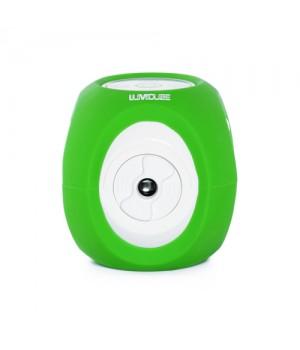 Детский проектор LUMICUBE (зелёный)