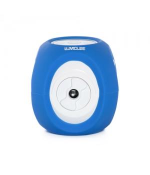 Детский проектор LUMICUBE (синий)