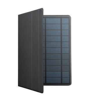 Внешний Аккумулятор Interstep 12SOL TypeC и солнечная зарядка 12 000мАч