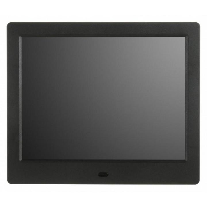 Цифровая фоторамка Digma PF-843 Black