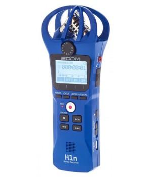 Рекордер Zoom H1n Blue