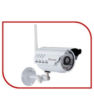 IP камера Sricam SP014 White