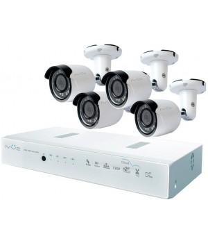 Видеонаблюдение iVUE D5008-PPC-B4