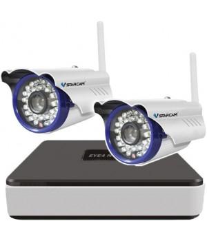 Видеонаблюдение VStarcam NVR C15 KIT