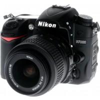 Зеркальный фотоаппарат Nikon D7000 kit 18-55