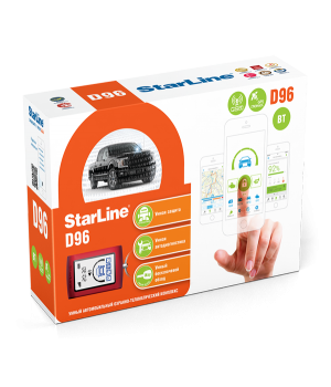 StarLine D96 BT 2CAN+2LIN GSM-GPS