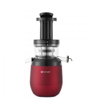 Шнековая соковыжималка Kitfort KT-1109-1, красный