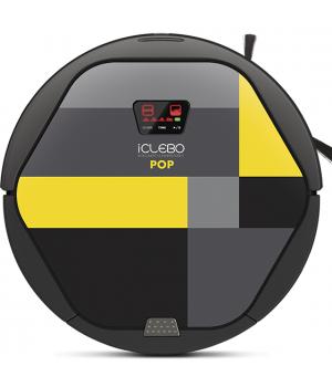 Робот-пылесос iClebo Pop YCR-M05-P2 Lemon
