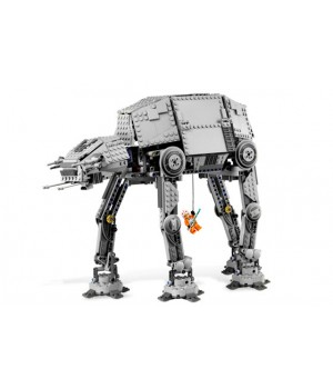 LEGO Звездные войны 10178 Walking Motorized At-at Factory