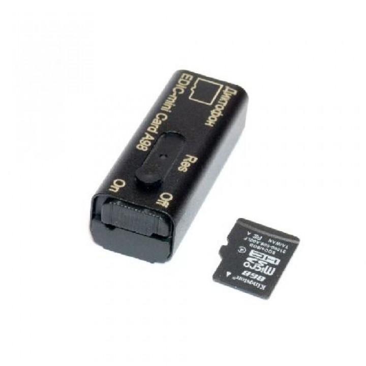 Диктофон Edic-mini CARD A98