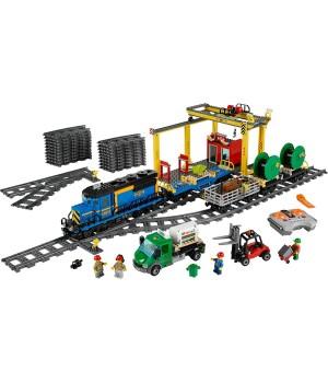 Конструктор Lego Cargo Train 60052
