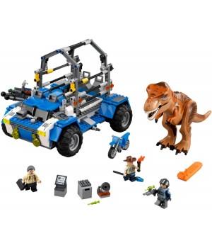 Lego T-Rex Tracker 75918