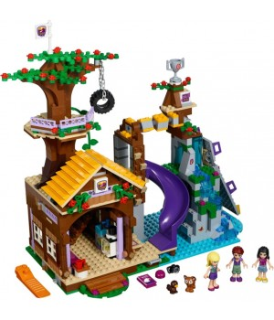 Lego Adventure Camp Tree House 41122