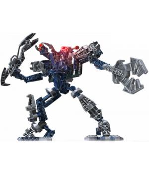 Lego 8623 Bionicle Тёмный Охотник Крекка