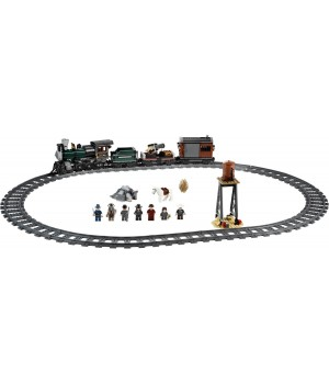 Lego Constitution Train Chase 79111
