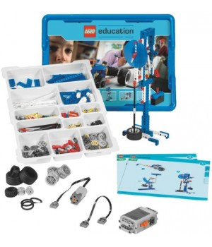 Lego Simple and Powered Machines Set 9686