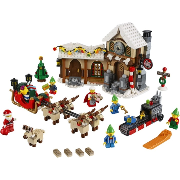 Lego Santas Workshop 10245