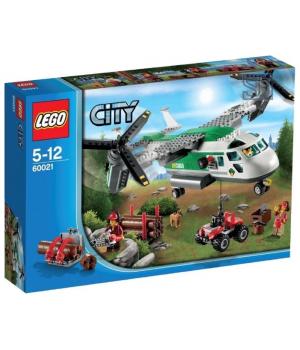 LEGO City 60021 Грузовой конвертоплан