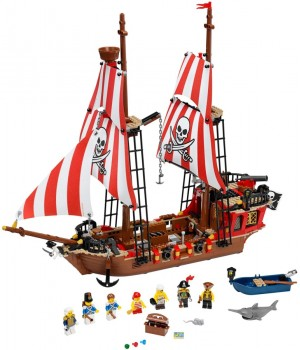Lego The Brick Bounty 70413