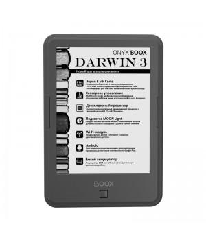 Электронная книга ONYX BOOX Darwin 3 Grey